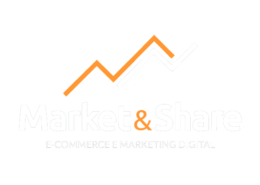 Logo Market & Share - E-Commerce e Marketing Digitall